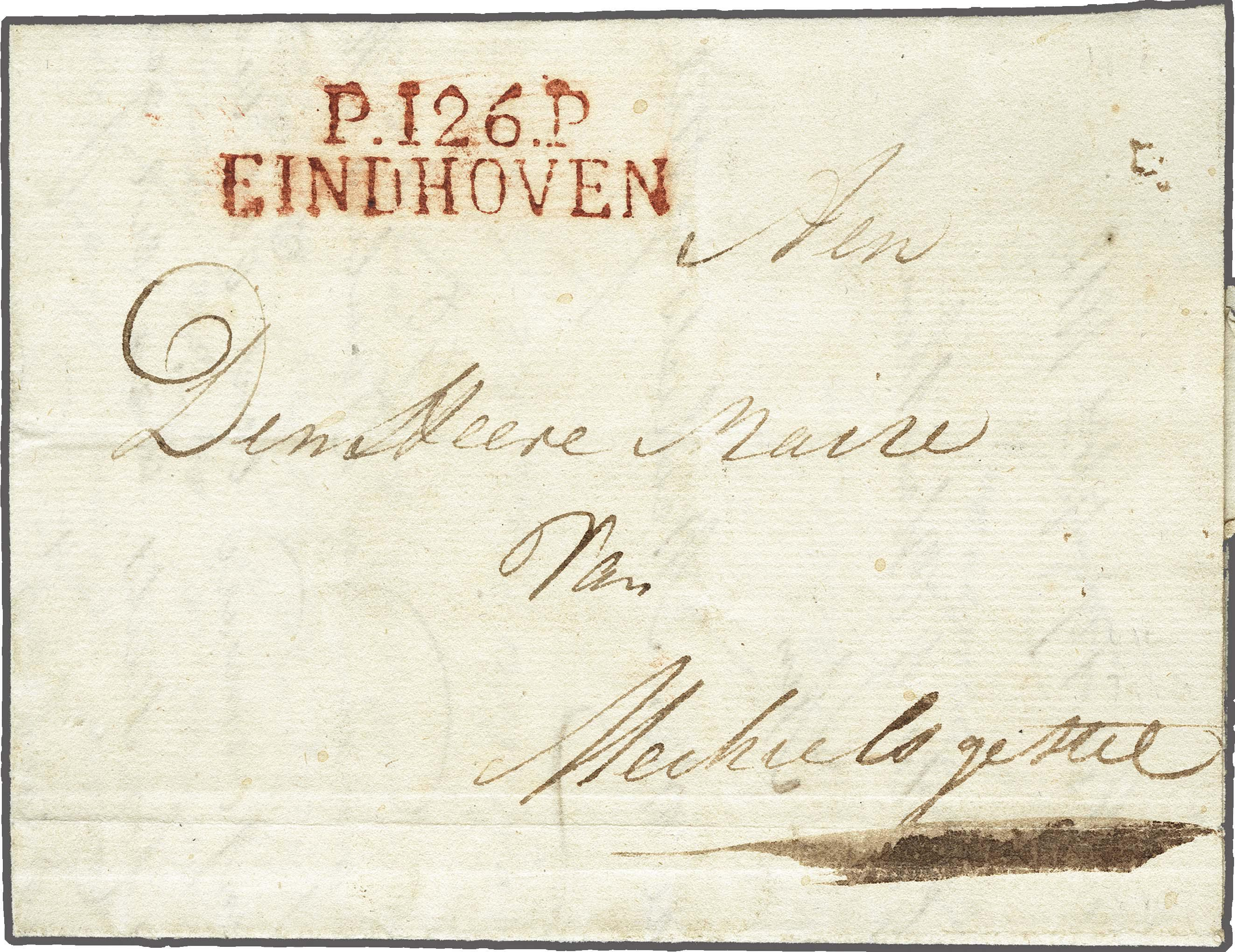 Lot 2368 - Netherlands and former colonies Netherlands -  Corinphila Veilingen Auction 250-253 - Day 3 - Netherlands and former colonies - Single lots & Picture postcards