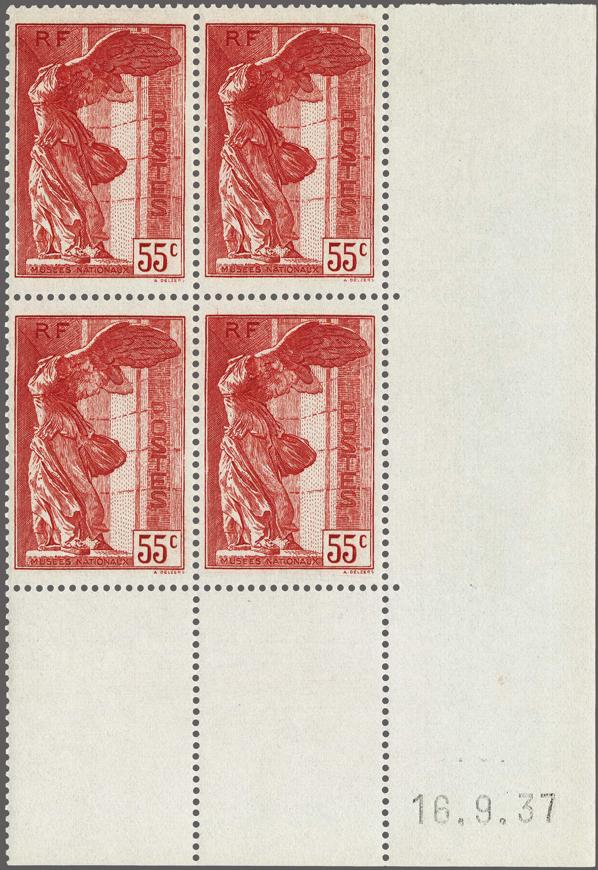 Lot 101 - France and former colonies France -  Corinphila Veilingen Auction 250-253 - Day 1 - Foreign countries