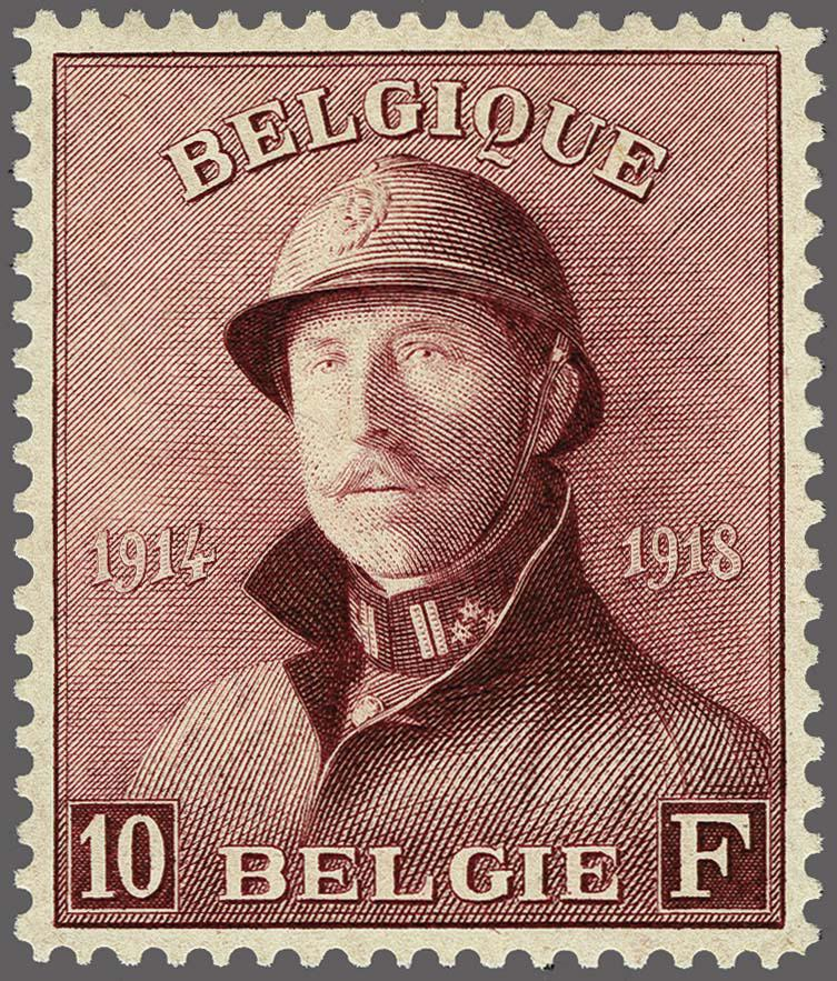 Lot 12 - Belgium and former colonies Belgium -  Corinphila Veilingen Auction 250-253 - Day 1 - Foreign countries