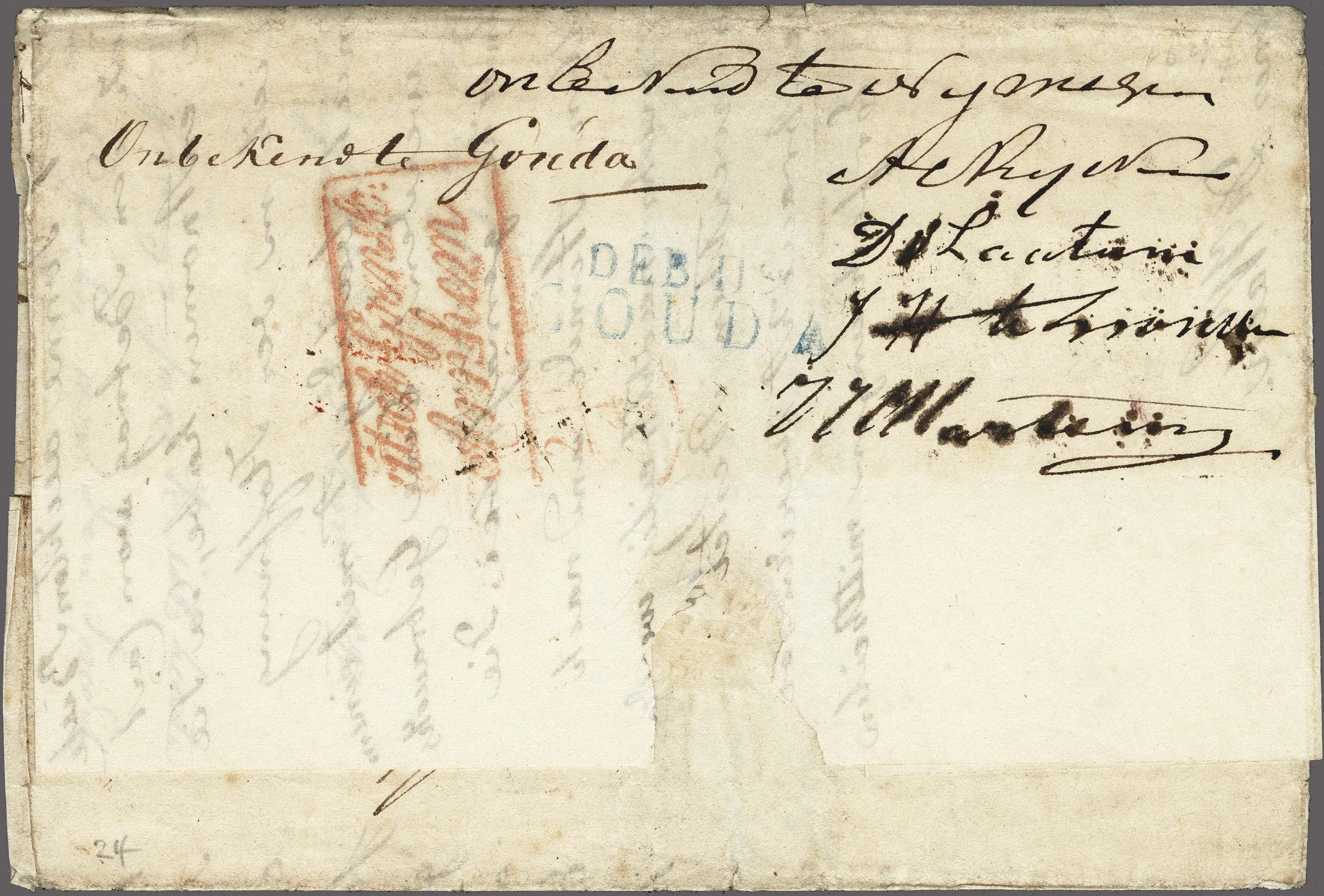 Lot 2391 - Netherlands and former colonies Netherlands -  Corinphila Veilingen Auction 250-253 - Day 3 - Netherlands and former colonies - Single lots & Picture postcards