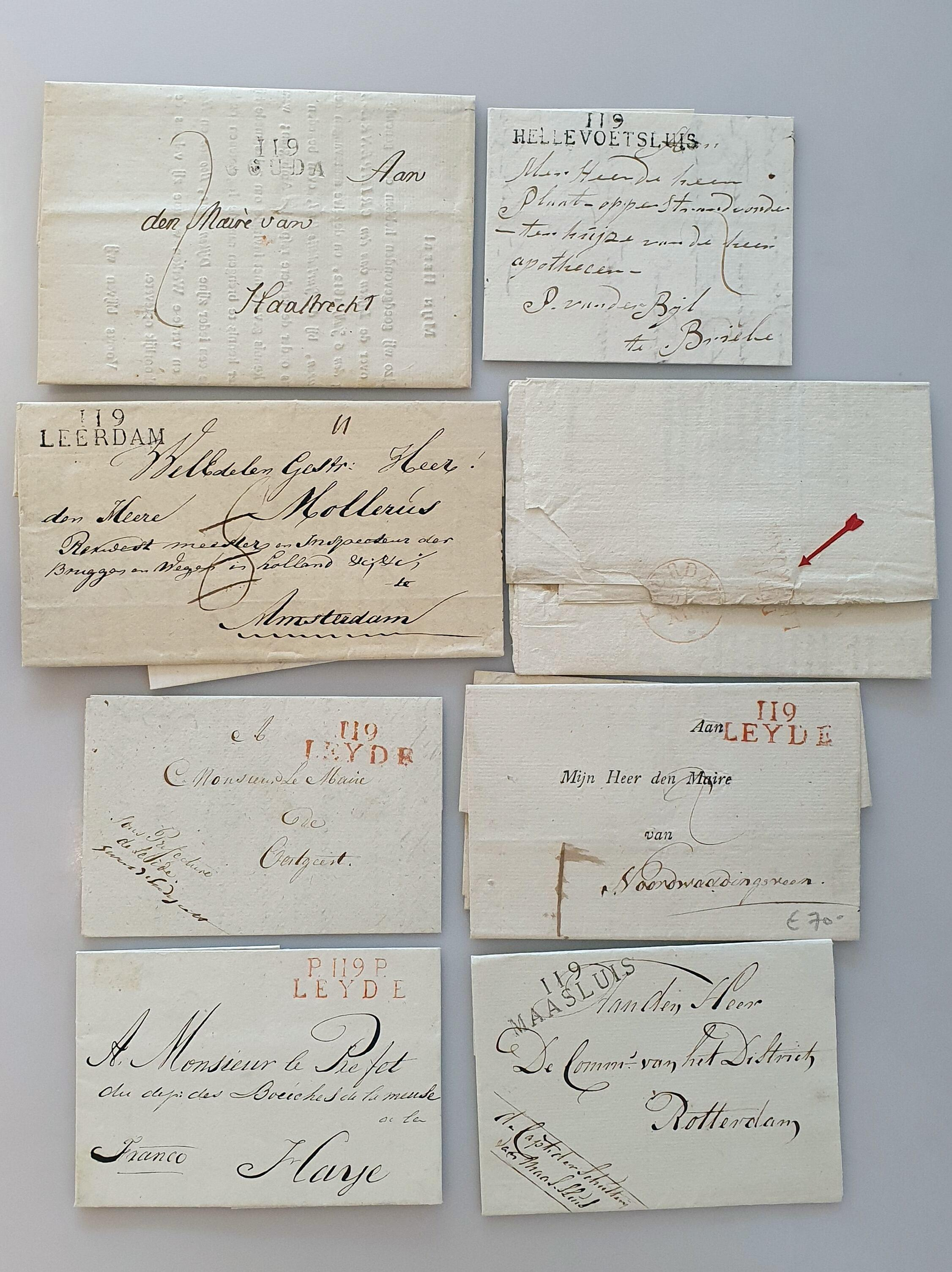 Lot 2345 - Netherlands and former colonies Netherlands -  Corinphila Veilingen Auction 250-253 - Day 3 - Netherlands and former colonies - Single lots & Picture postcards