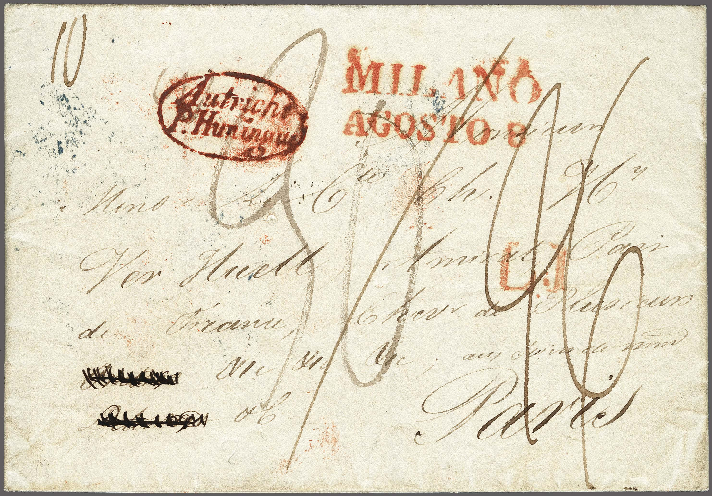 Lot 2396 - Netherlands and former colonies Netherlands -  Corinphila Veilingen Auction 250-253 - Day 3 - Netherlands and former colonies - Single lots & Picture postcards