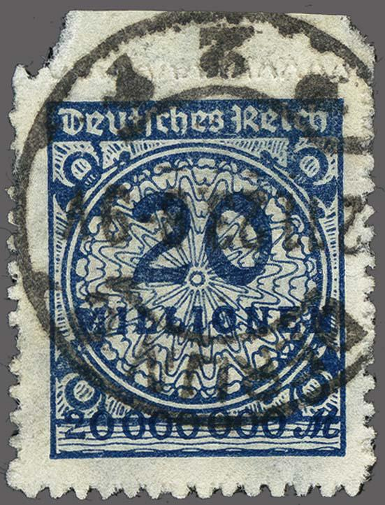 Lot 123 - Germany and former colonies German Empire -  Corinphila Veilingen Auction 250-253 - Day 1 - Foreign countries