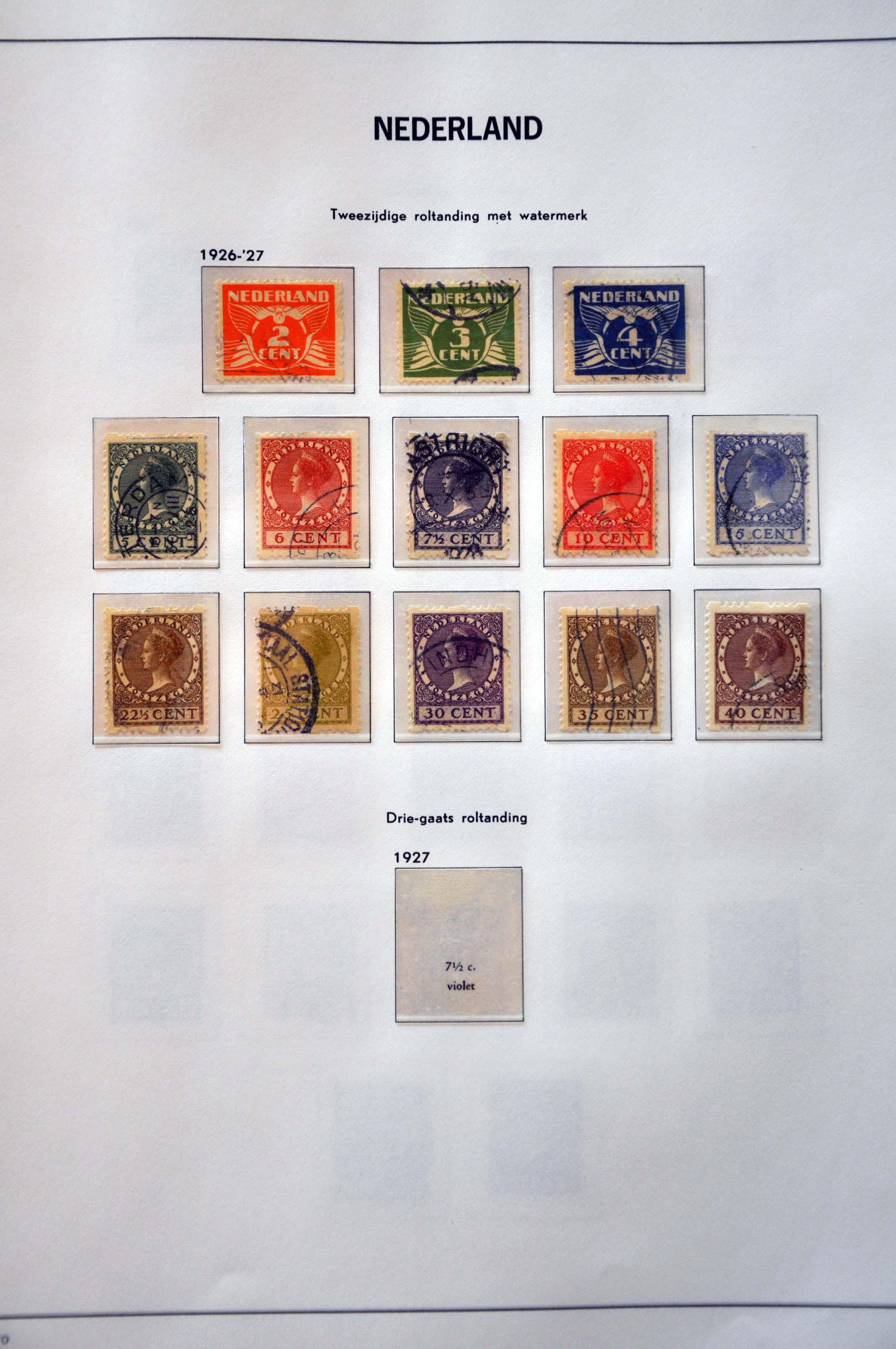 Lot 1634 - Netherlands and former colonies Netherlands -  Corinphila Veilingen Auction 250-253 - Day 2 - Coins, medals, Netherlands and former colonies