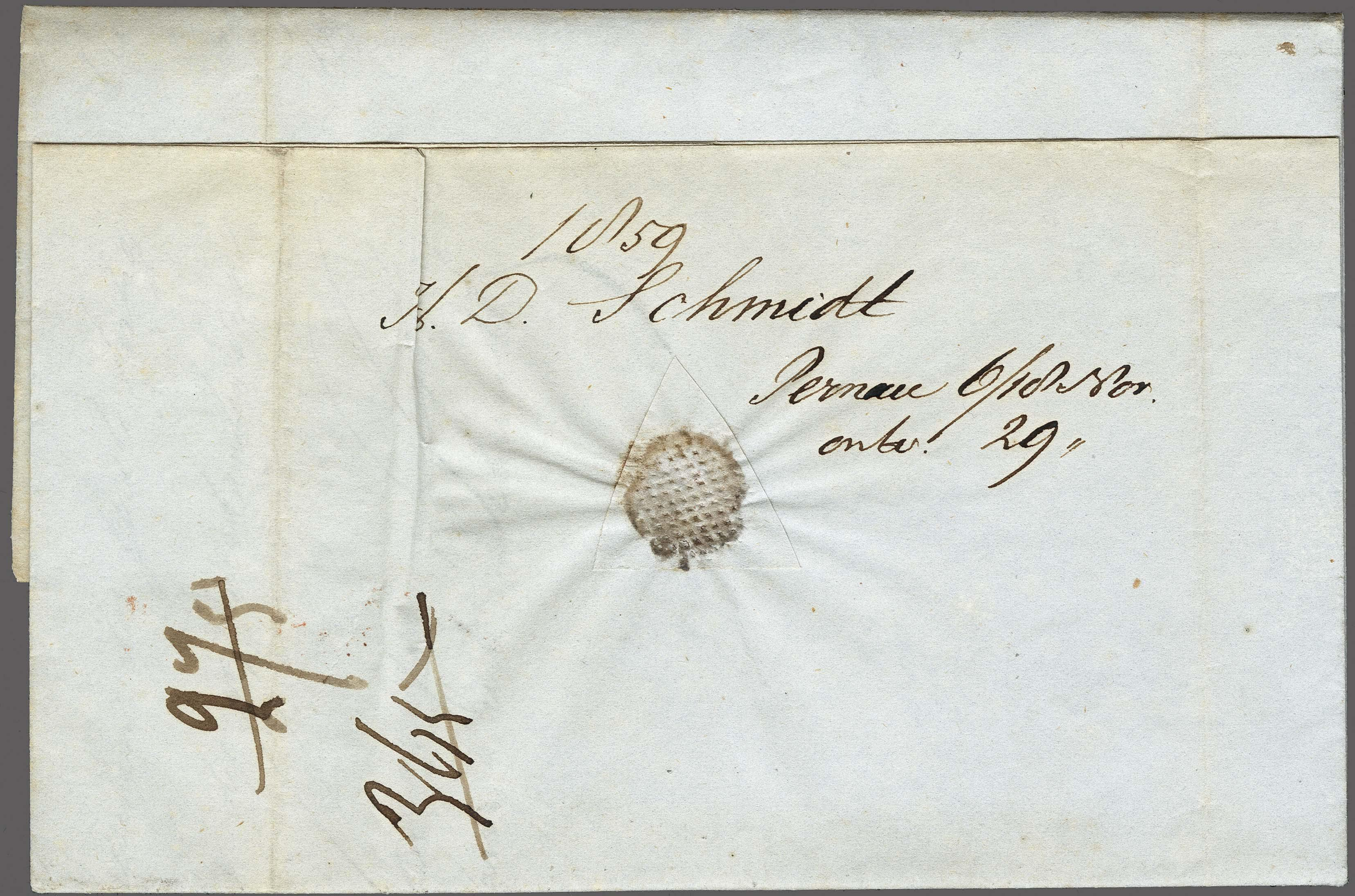 Lot 2443 - Netherlands and former colonies Netherlands -  Corinphila Veilingen Auction 250-253 - Day 3 - Netherlands and former colonies - Single lots & Picture postcards