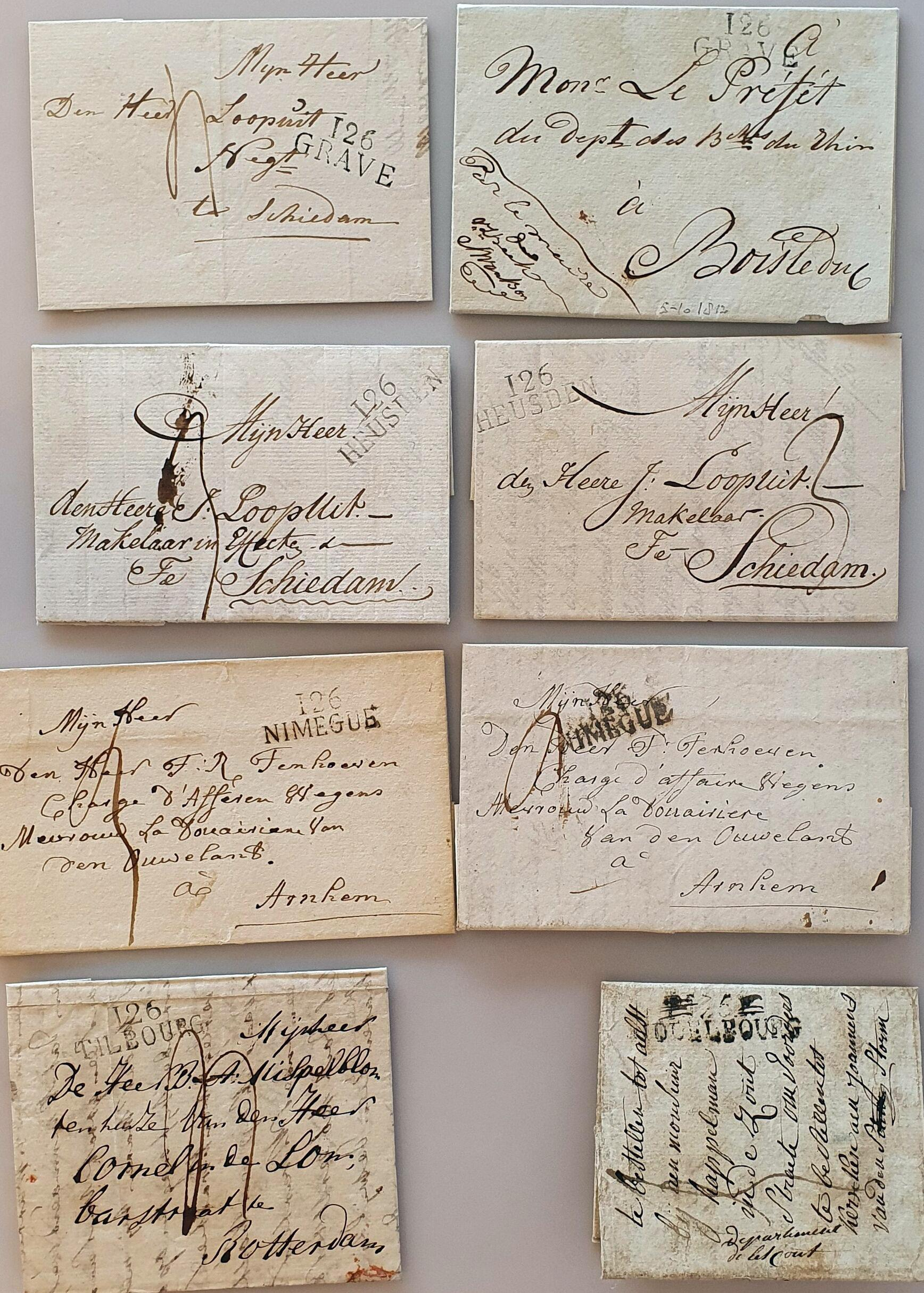 Lot 2378 - Netherlands and former colonies Netherlands -  Corinphila Veilingen Auction 250-253 - Day 3 - Netherlands and former colonies - Single lots & Picture postcards