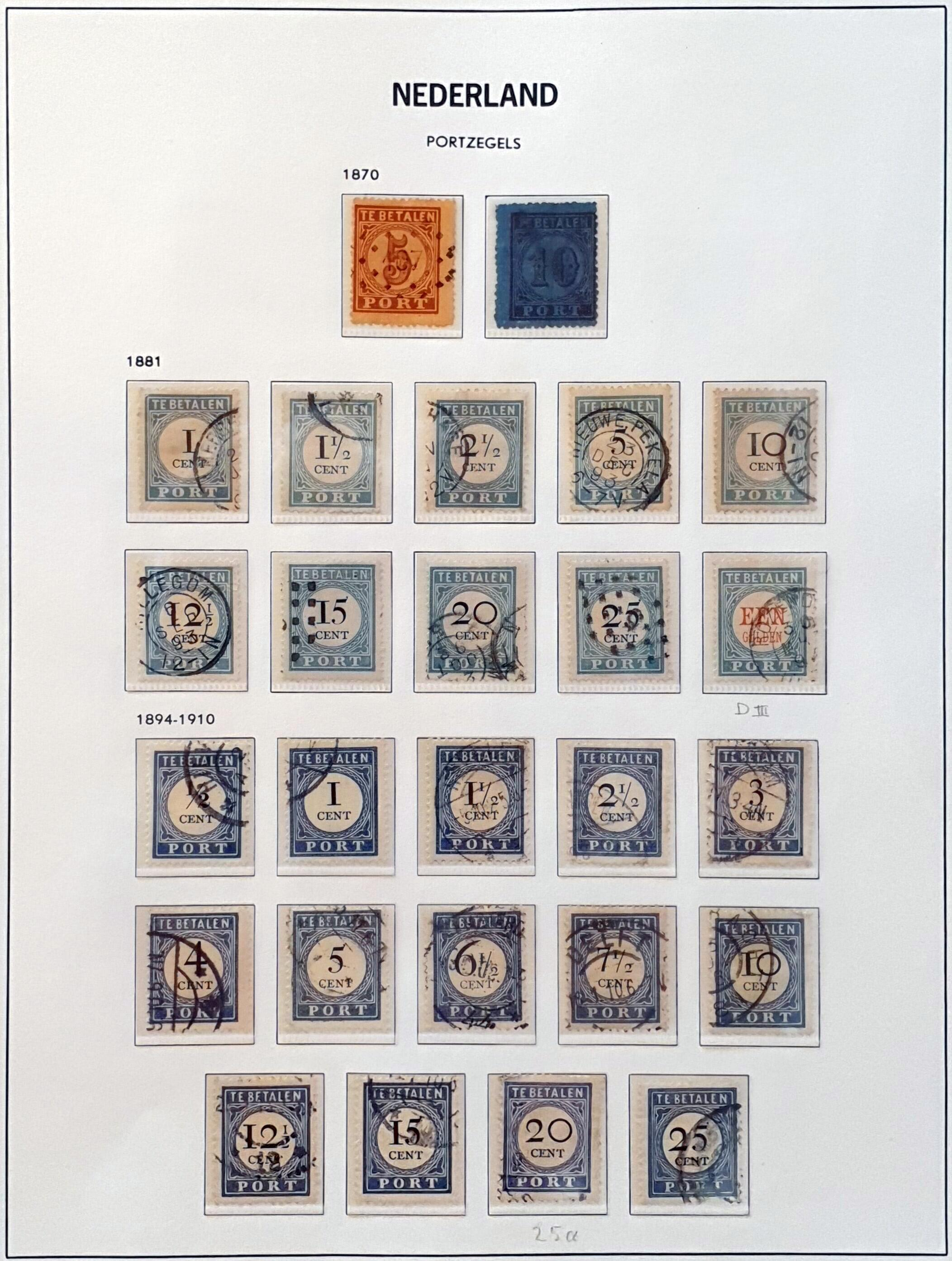 Lot 1620 - Netherlands and former colonies Netherlands -  Corinphila Veilingen Auction 250-253 - Day 2 - Coins, medals, Netherlands and former colonies
