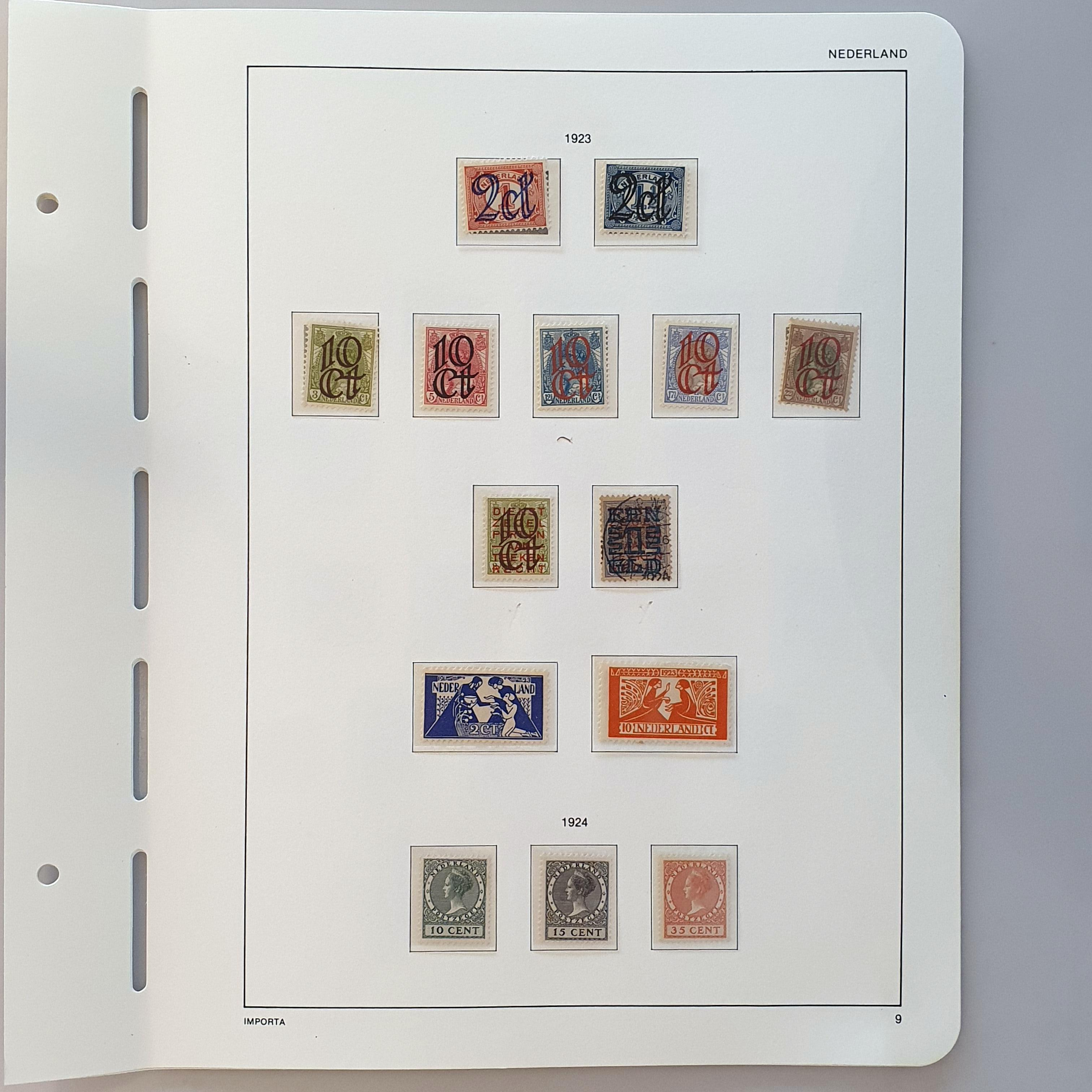 Lot 1618 - Netherlands and former colonies Netherlands -  Corinphila Veilingen Auction 250-253 - Day 2 - Coins, medals, Netherlands and former colonies