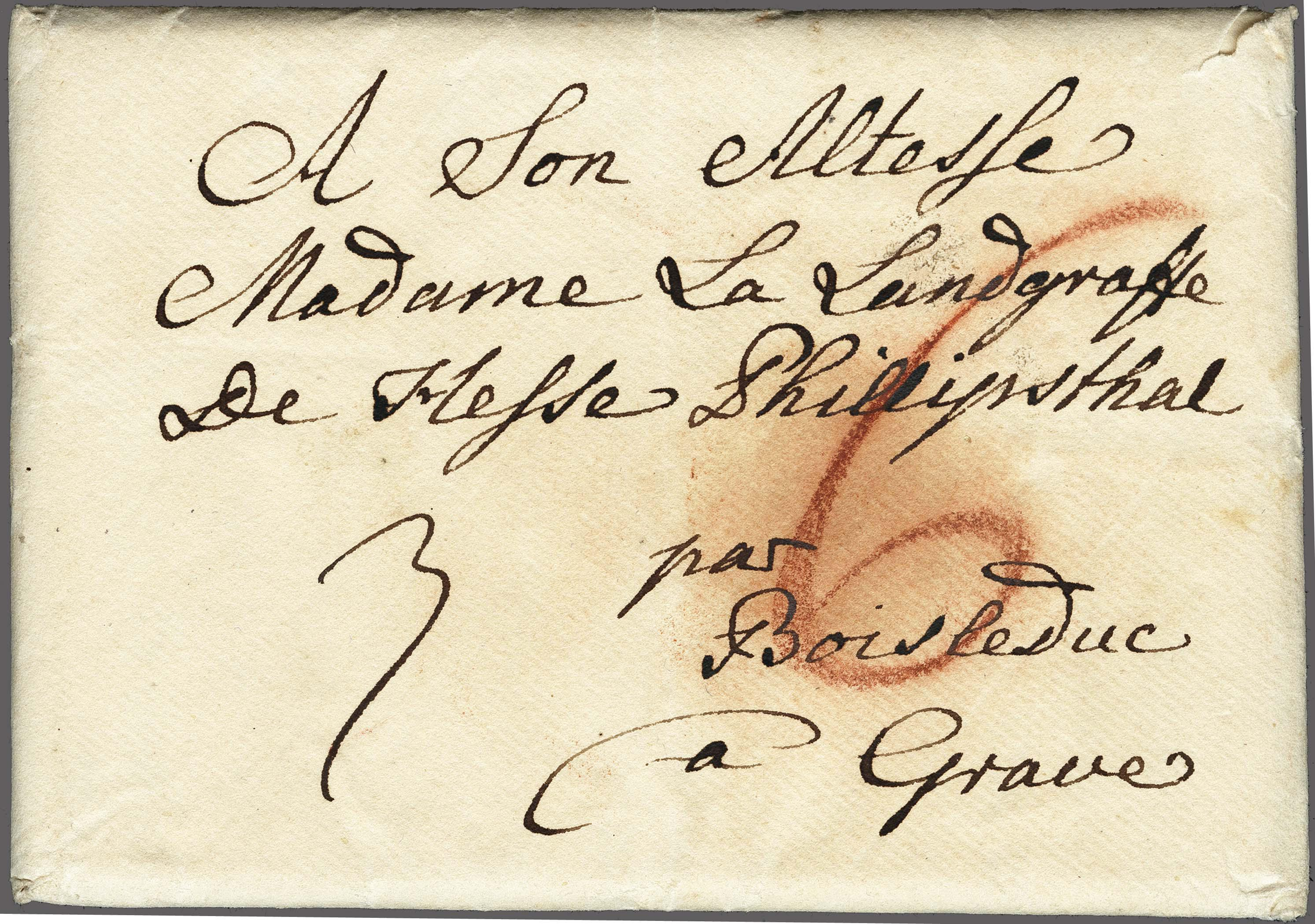 Lot 2305 - Netherlands and former colonies Netherlands -  Corinphila Veilingen Auction 250-253 - Day 3 - Netherlands and former colonies - Single lots & Picture postcards