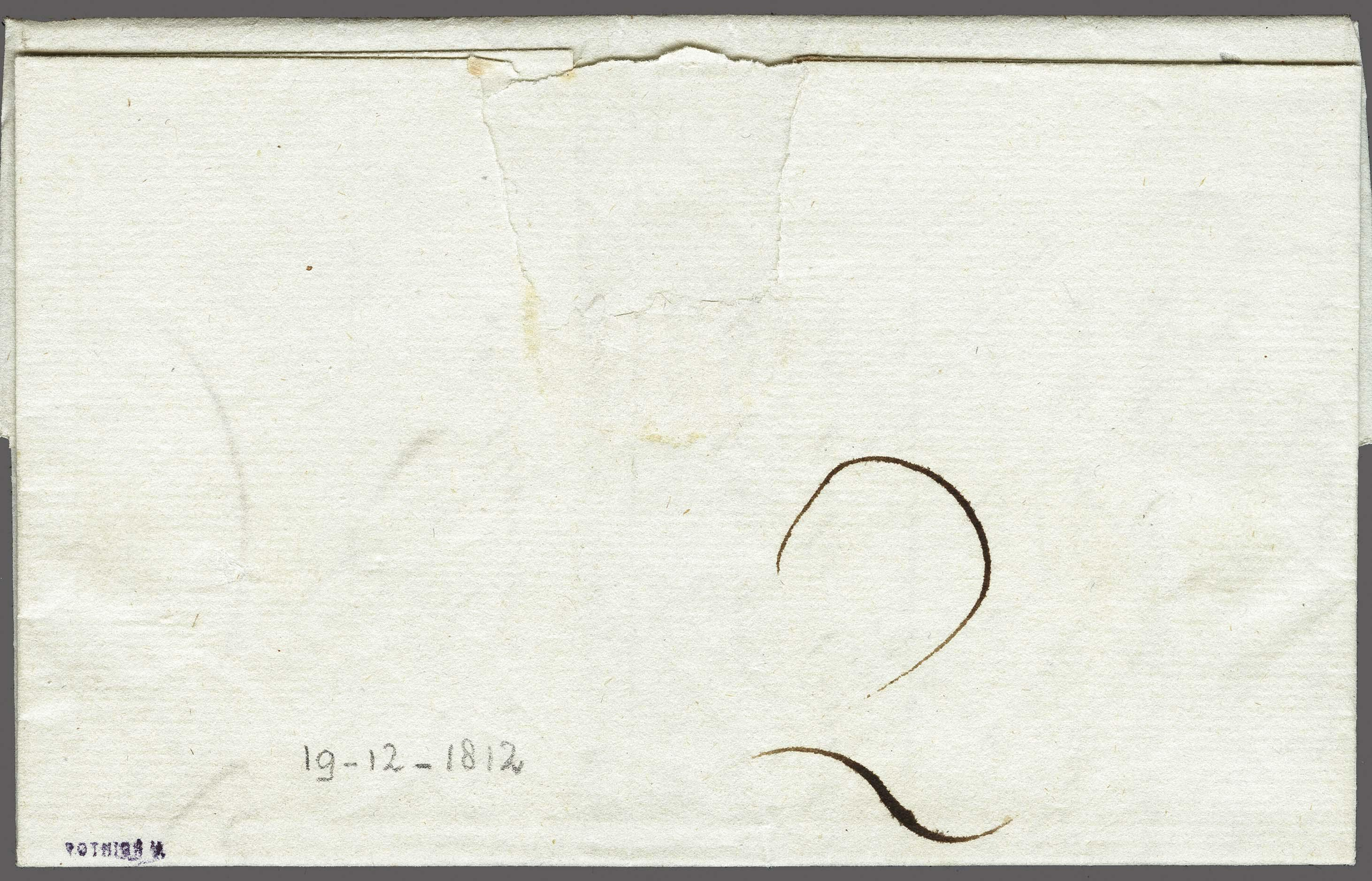 Lot 2341 - Netherlands and former colonies Netherlands -  Corinphila Veilingen Auction 250-253 - Day 3 - Netherlands and former colonies - Single lots & Picture postcards