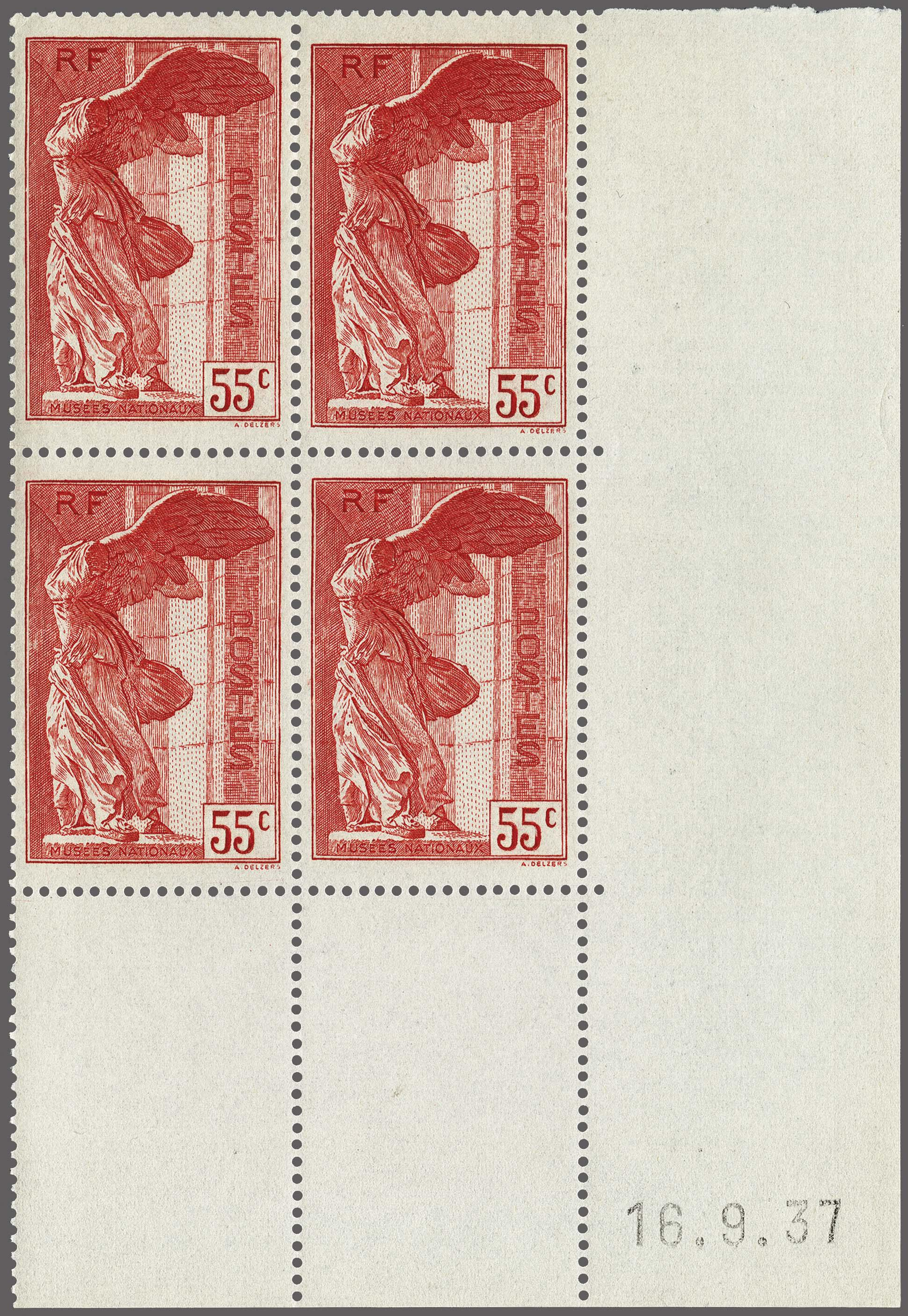 Lot 99 - France and former colonies France -  Corinphila Veilingen Auction 250-253 - Day 1 - Foreign countries