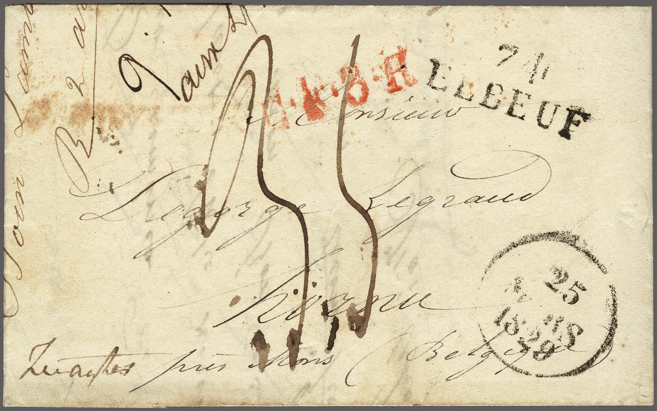 Lot 2384 - Netherlands and former colonies Netherlands -  Corinphila Veilingen Auction 250-253 - Day 3 - Netherlands and former colonies - Single lots & Picture postcards