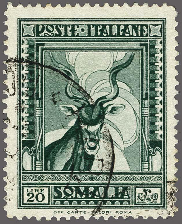 Lot 217 - Italy and former colonies italian somaliland -  Corinphila Veilingen Auction 250-253 - Day 1 - Foreign countries