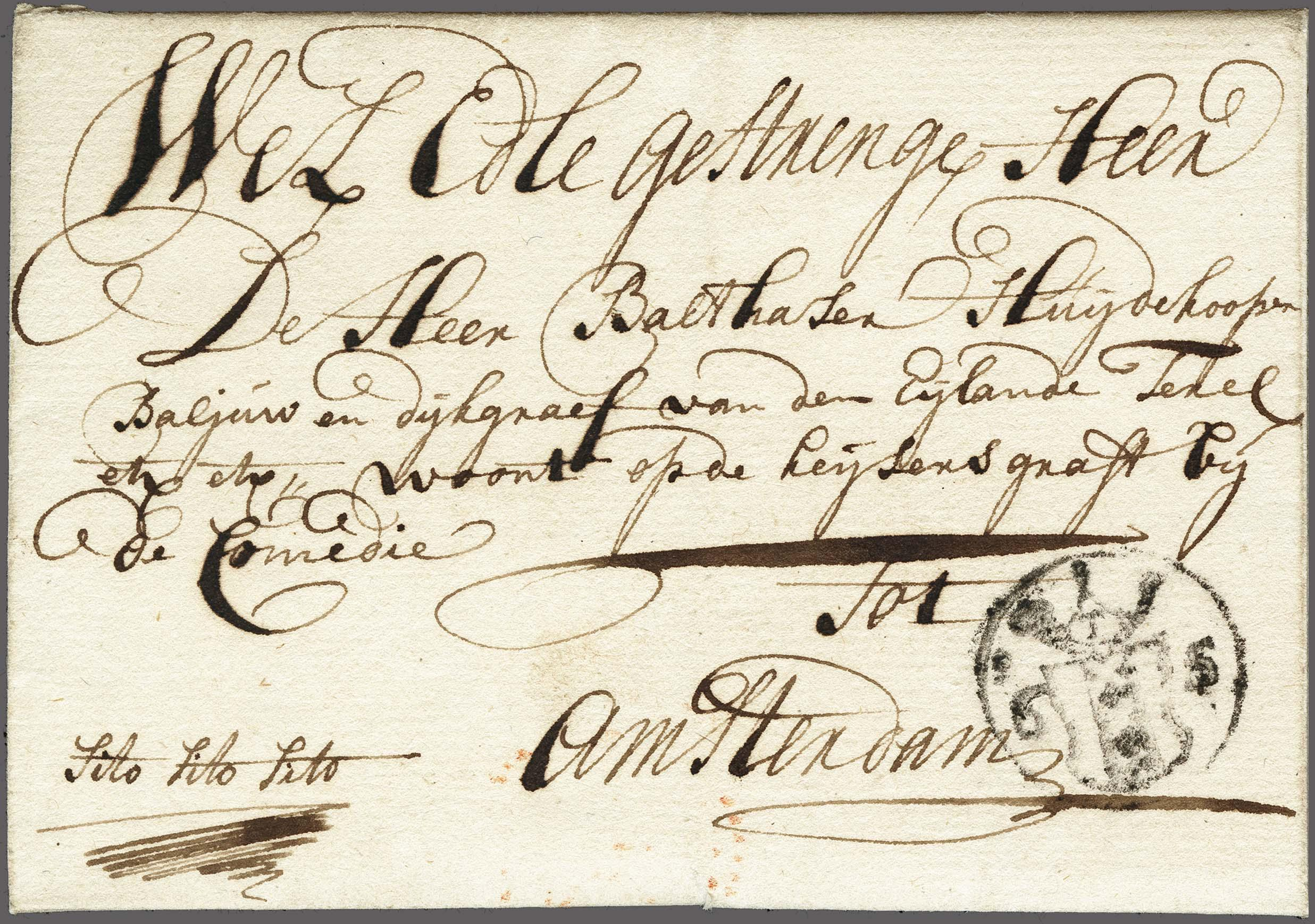 Lot 2307 - Netherlands and former colonies Netherlands -  Corinphila Veilingen Auction 250-253 - Day 3 - Netherlands and former colonies - Single lots & Picture postcards