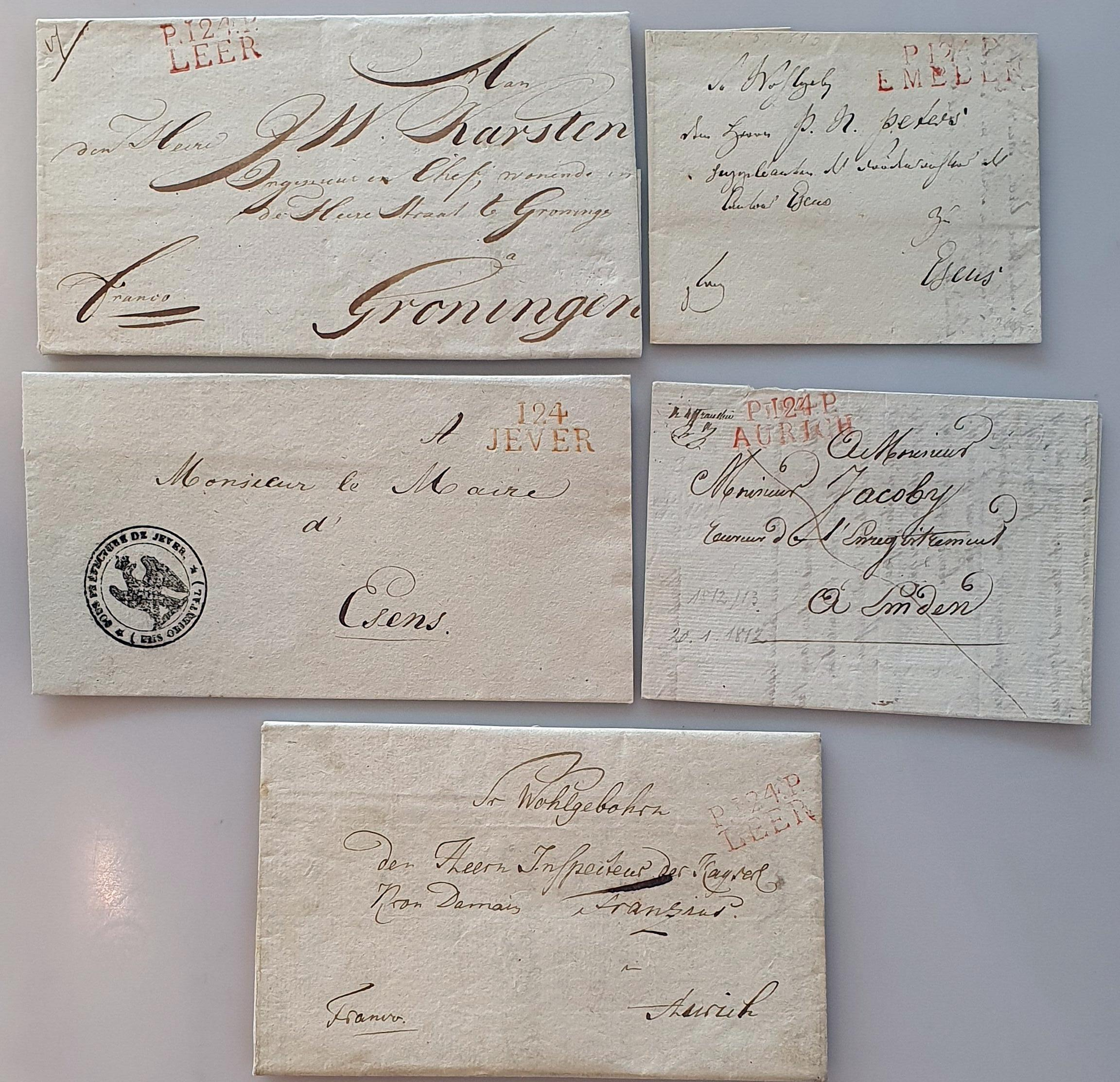 Lot 2362 - Netherlands and former colonies Netherlands -  Corinphila Veilingen Auction 250-253 - Day 3 - Netherlands and former colonies - Single lots & Picture postcards