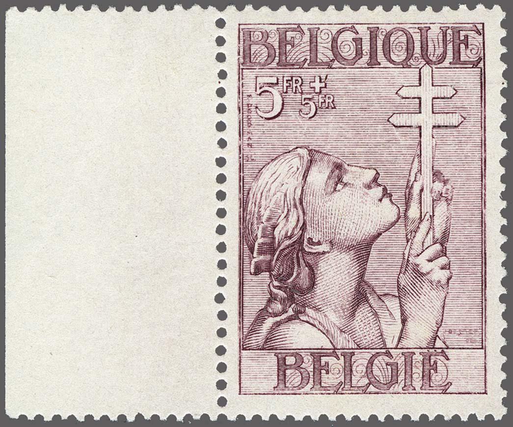 Lot 17 - Belgium and former colonies Belgium -  Corinphila Veilingen Auction 250-253 - Day 1 - Foreign countries