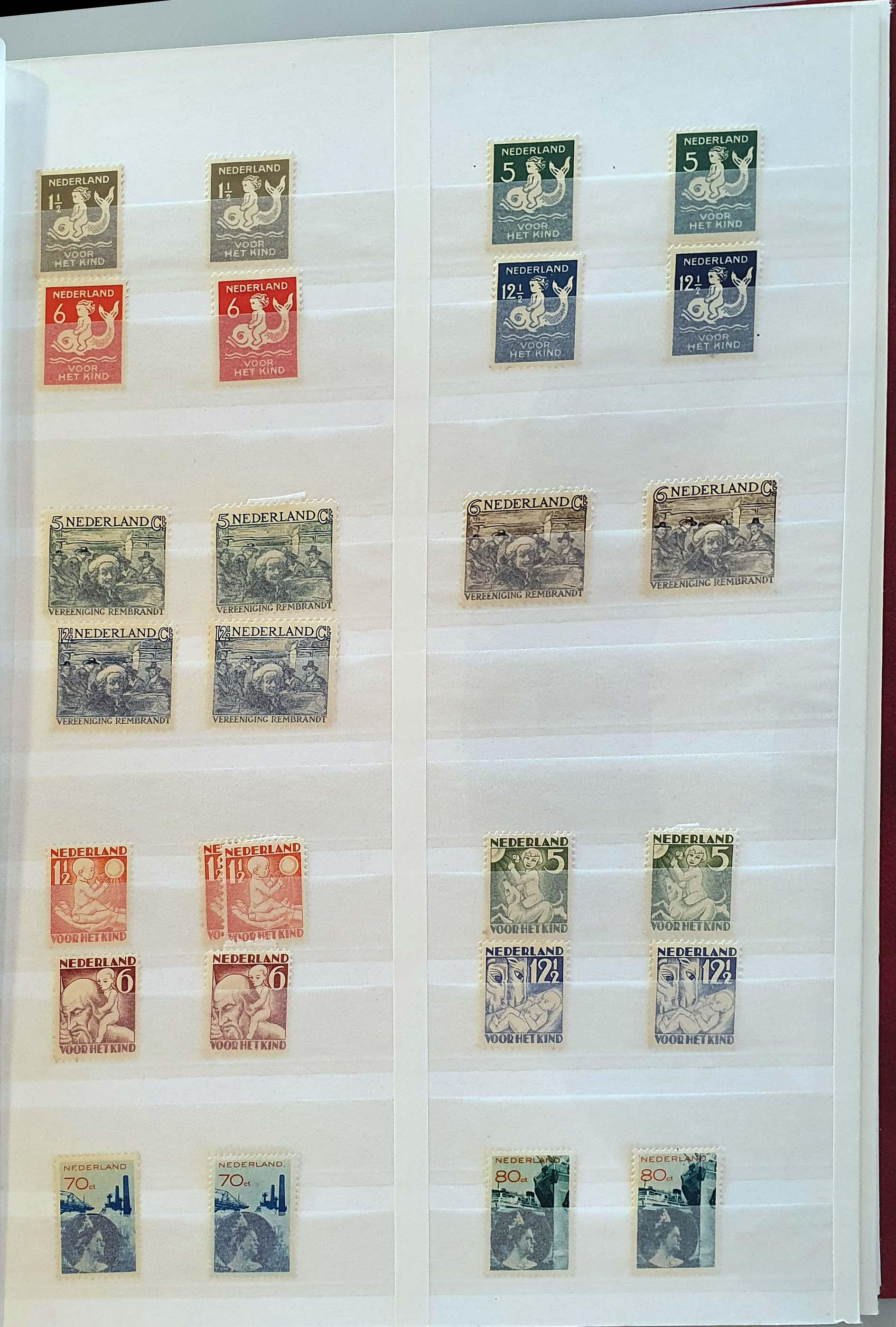 Lot 1604 - Netherlands and former colonies Netherlands -  Corinphila Veilingen Auction 250-253 - Day 2 - Coins, medals, Netherlands and former colonies