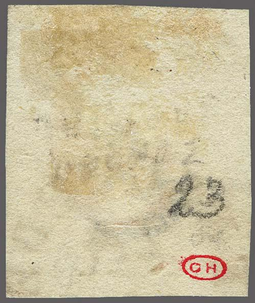 Lot 2496 - Netherlands and former colonies NL Semi-circular Cancellation -  Corinphila Veilingen Auction 250-253 - Day 3 - Netherlands and former colonies - Single lots & Picture postcards