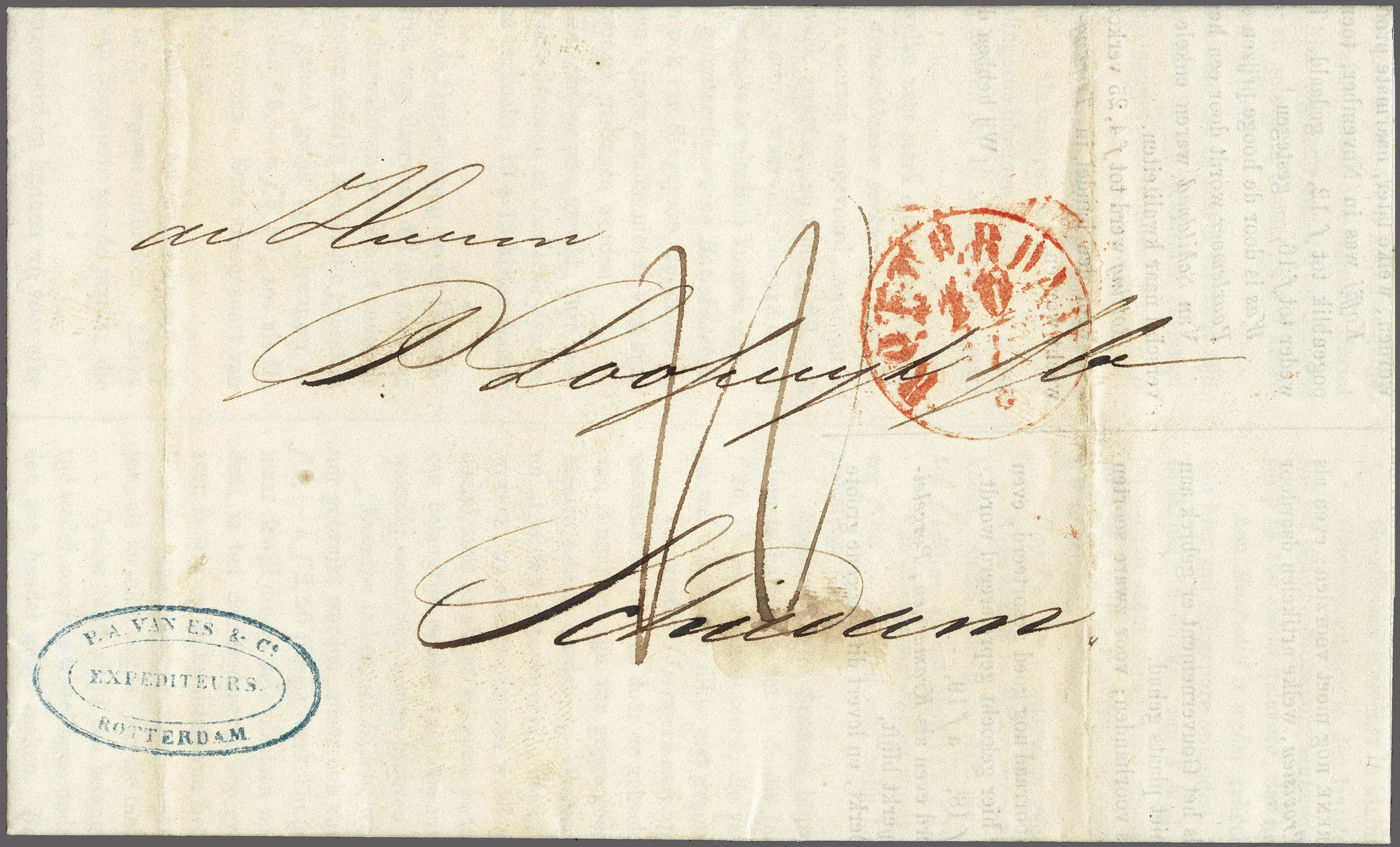 Lot 2442 - Netherlands and former colonies Netherlands -  Corinphila Veilingen Auction 250-253 - Day 3 - Netherlands and former colonies - Single lots & Picture postcards